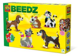 06264 Ses Strijkkralen Huisdieren