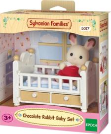 5017 Baby Chocoladekonijn
