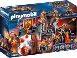 70221 Playmobil Kasteel Burnham Raiders