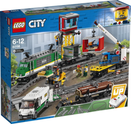 60198 Lego City Vrachttrein