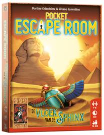 Pocketspel De Vloek van de Farao