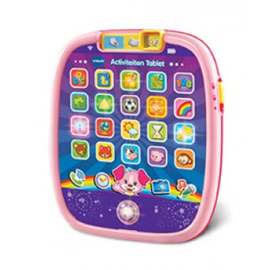 Vtech Activity Tablet Roze