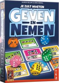Dobbelspel Geven en Nemen
