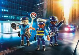 70669 Politie Figurenset