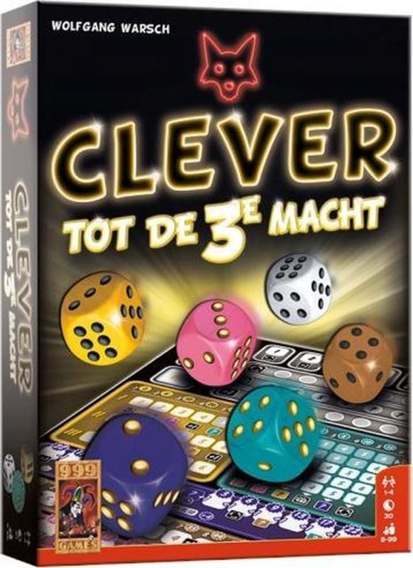 Dobbelspel Clever 3e Macht