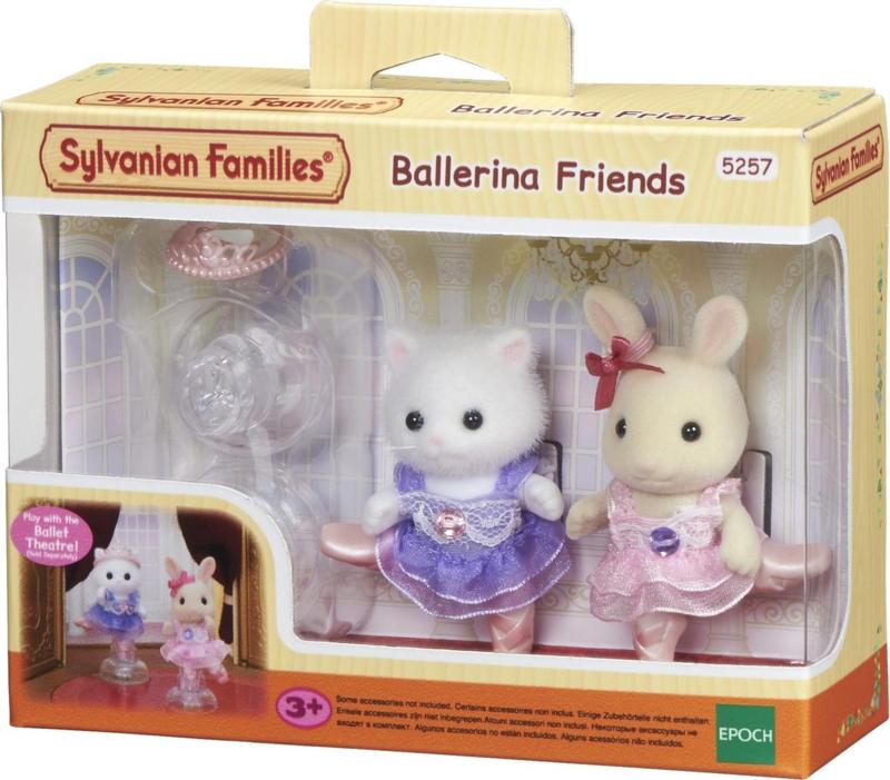 5257 Sylvanian Ballet Vrienden