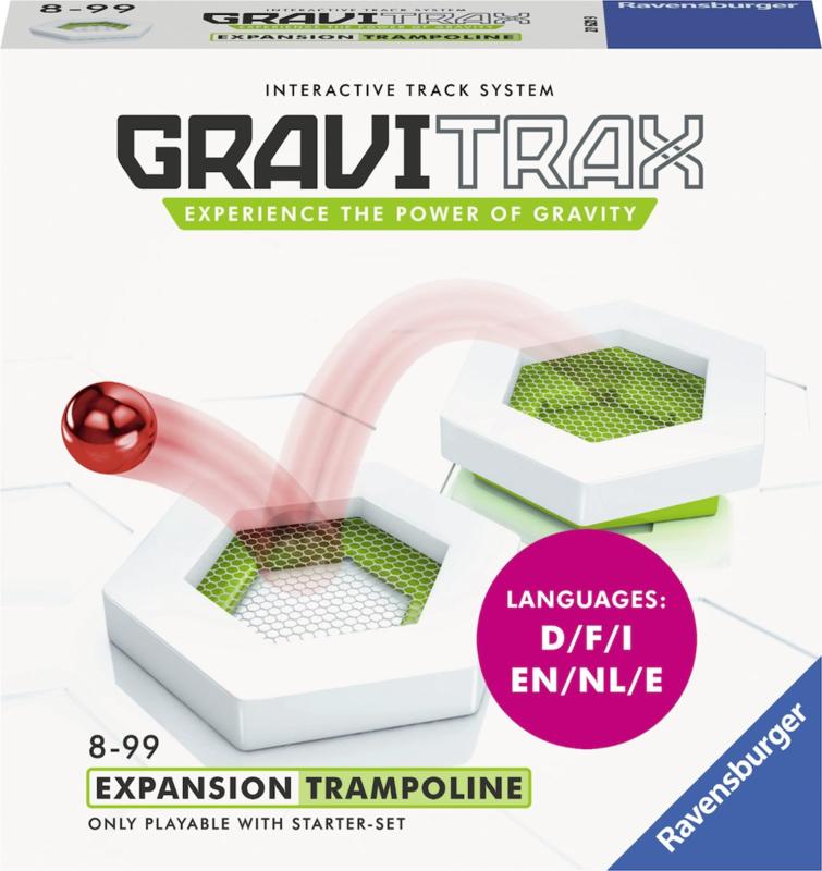Gravitrax Trampoline Uitbreidingsset