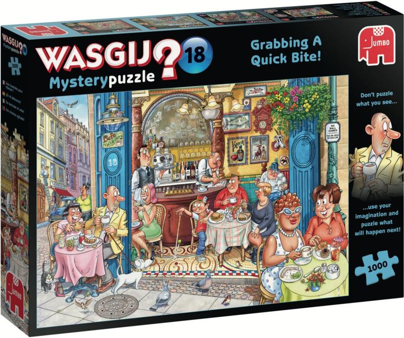 Wasgij Mystery 18