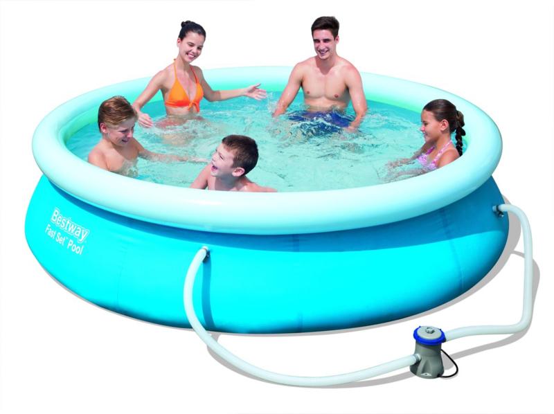 Zwembad Fast Pool 366 cm met Pomp