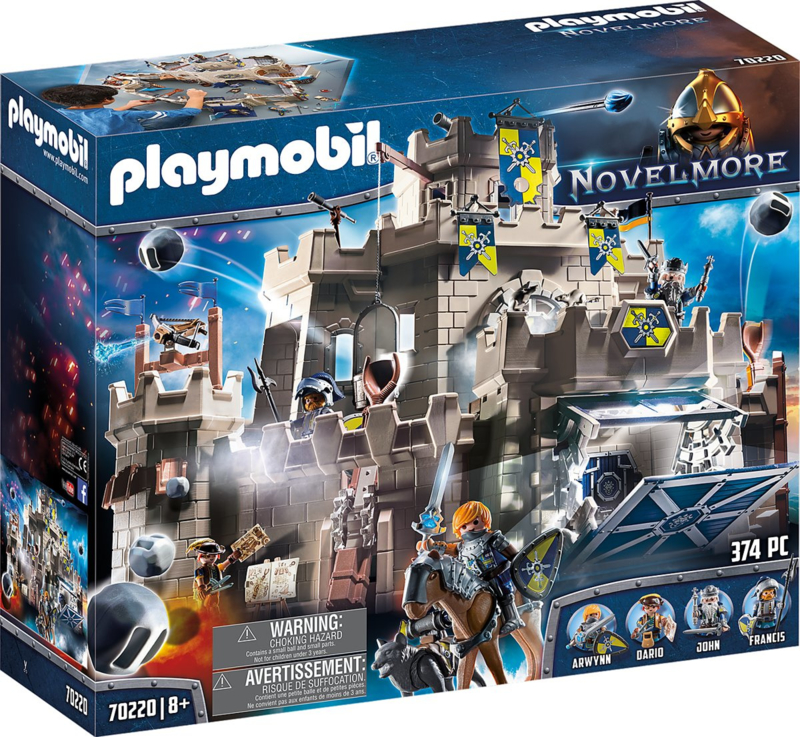 70220 Playmobil Burcht Novelmore Ridders