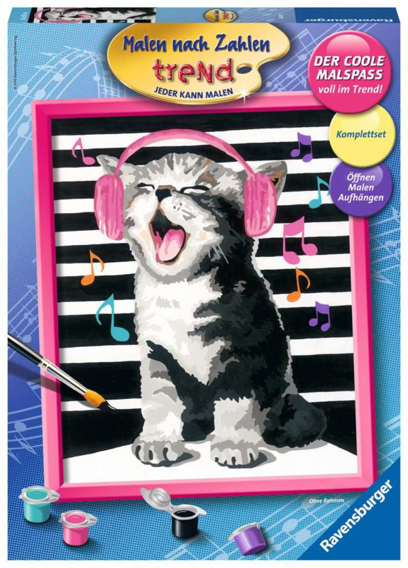 Zingende Kat