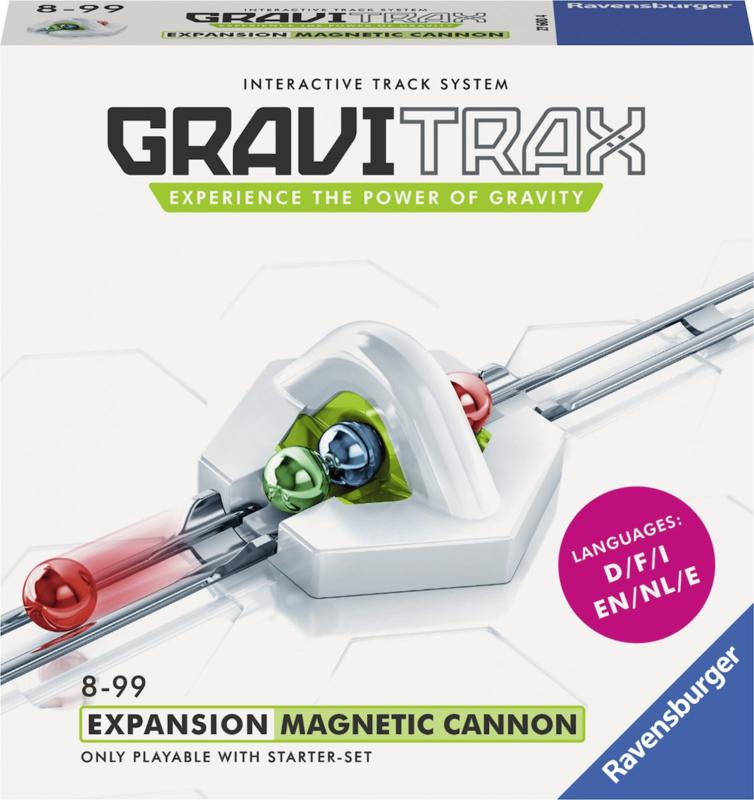Gravitrax Canon Uitbreidingsset