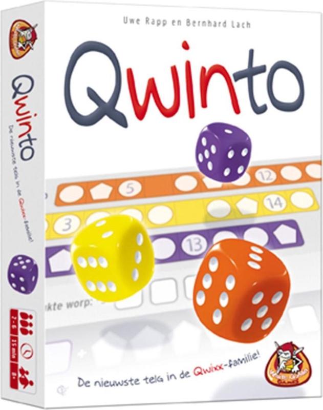 Dobbelspel Qwinto