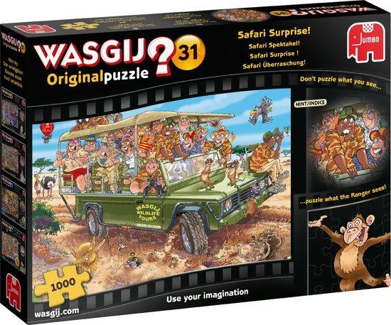 Wasgij Original 31