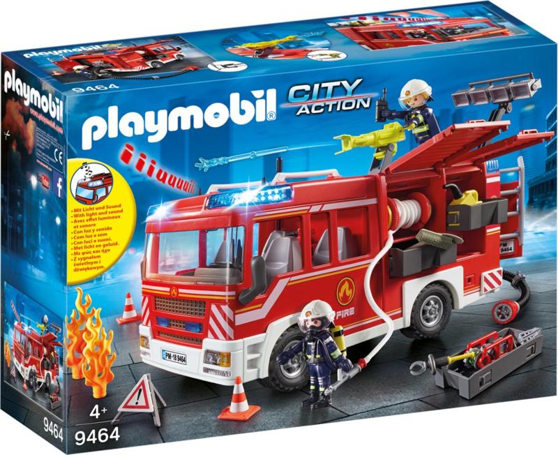 9464 Brandweer Pompwagen