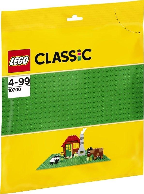 10700 Lego Classic Bouwplaat Groen