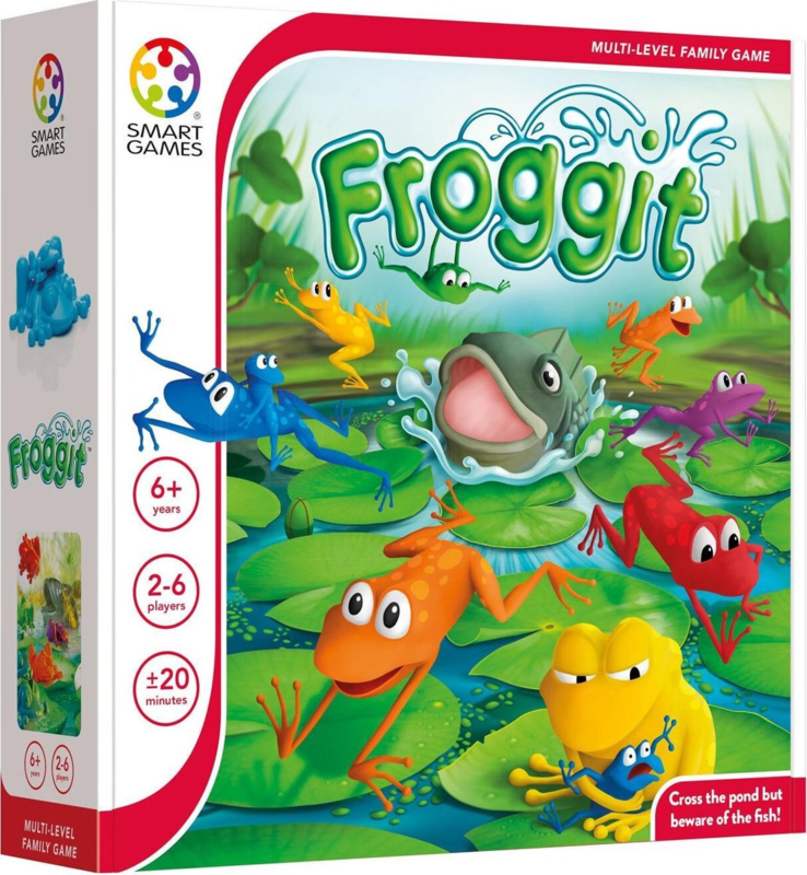 Froggit Smart Games