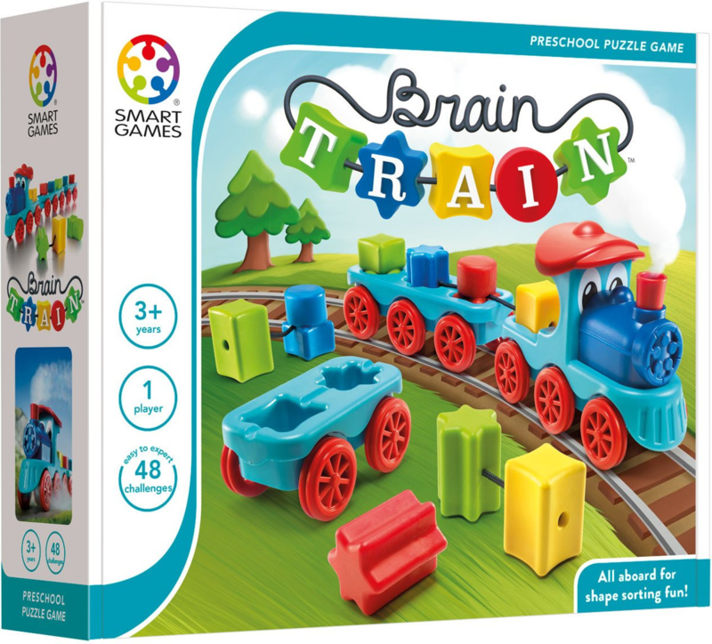 Brain Train Smart Games