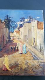Schilderij P. Lacroix