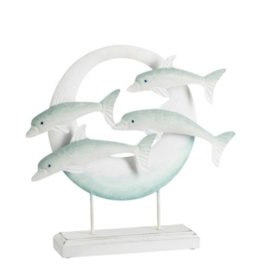 J-Line Deco Dolfijnen