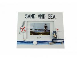 Fotolijst Sand and Sea