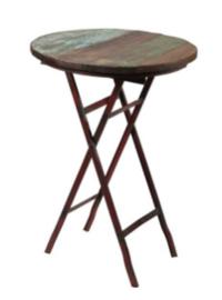 Used Wood Bijzettafel
