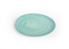 VISEW300 Groot bord CAPRI turquoise