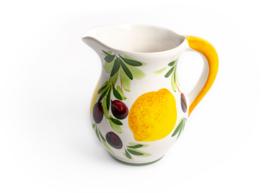 FR522 Water- wijn  KAN citroen/olijf klein