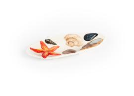 LE012 Schaaltje frutti di mare /zeevruchten NIEUW