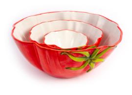 POM04 (soep) kommetje tomaat