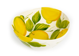 CIE02 Schaal citroenen Giada Medium 25cm