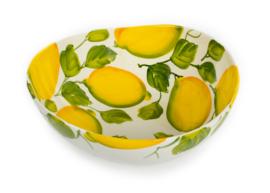 CIE01 Giada schaal citroen, groot 30cm
