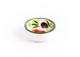 GR53 anti pasti schaaltje tomaat/olijf 9cm