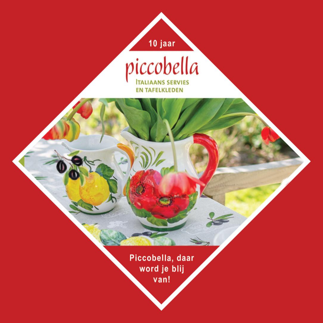 10-jaar Piccobella