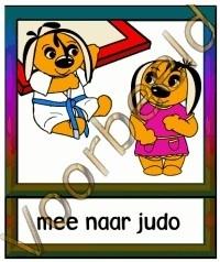 Mee naar judo - AC