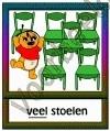Veel stoelen - BEGR