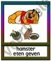 Hamster eten geven - DIE