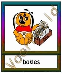 Bakles - WRK