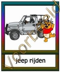 Jeep rijden - AC