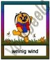 Weinig wind - WR