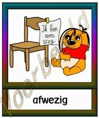 Afwezig  - KLAS
