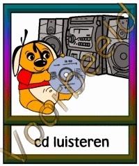 CD luisteren - AC