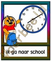 Ik ga naar school 1 - KLOK