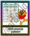 Chocolaatje pakken - KRST