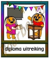 Diploma uitreiking  - KLAS
