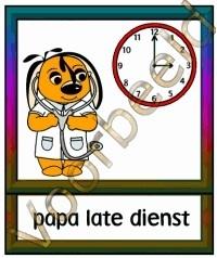 Papa late dienst - BER