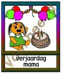 Verjaardag mama 2