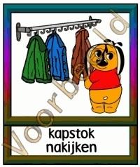 Kapstok nakijken - KL