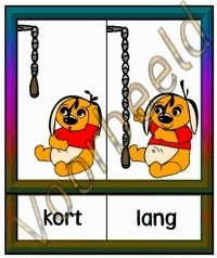 Kort - Lang
