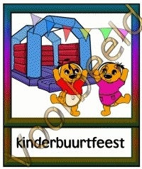 Kinderbuurtfeest - AC